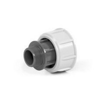 Serie 18 Adapter AG PP, d 75